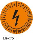 Pruefplaketten fuer elektronische Pruefungen